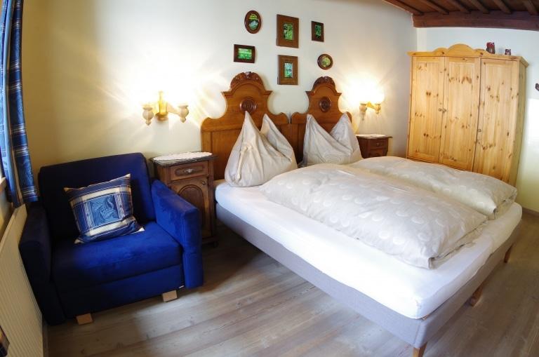 Zimmer Nr.3 am Moarhof