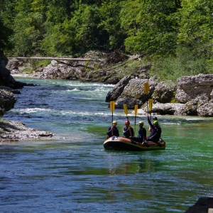 Rafting für Anfänger - die Angsthasentour