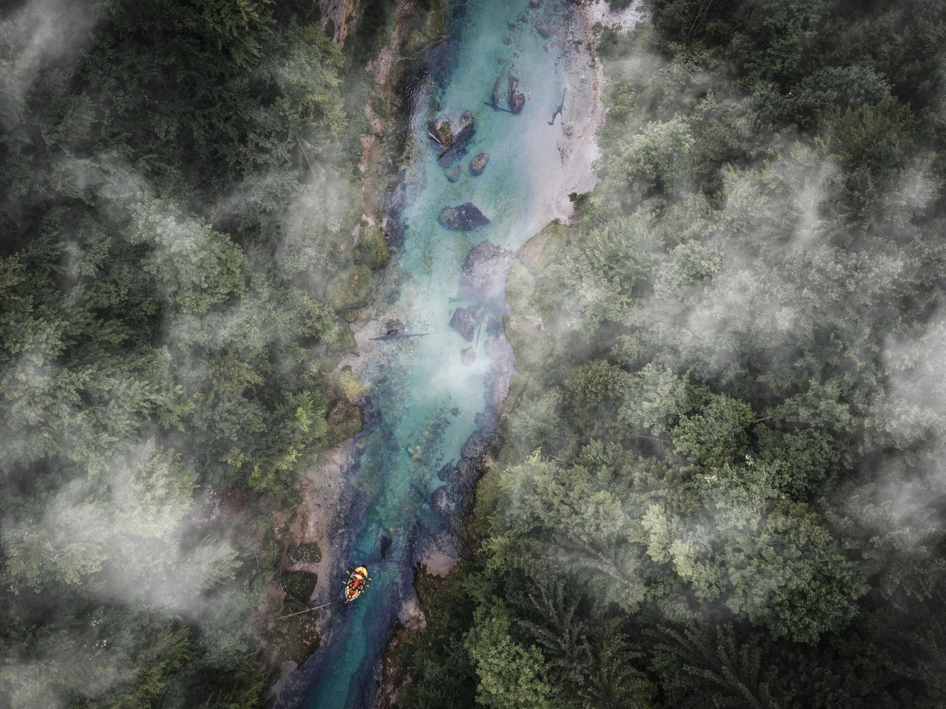 Rafting in der Palfauer Schlucht