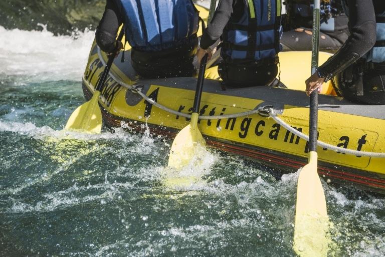 Rafting und Funrafting