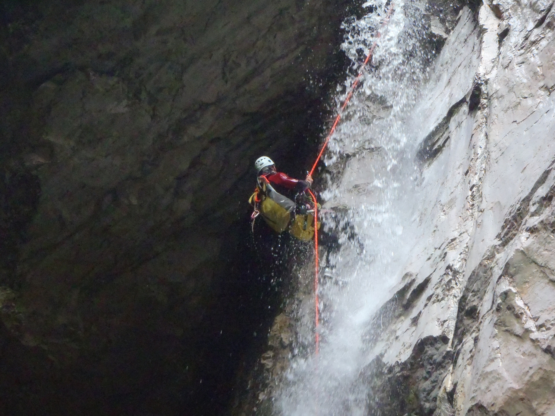 Canyoning Bruckgraben