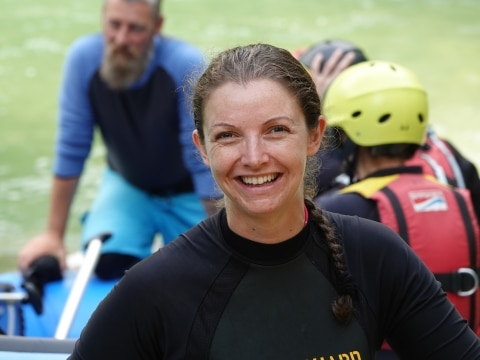 Karin -Raftguide