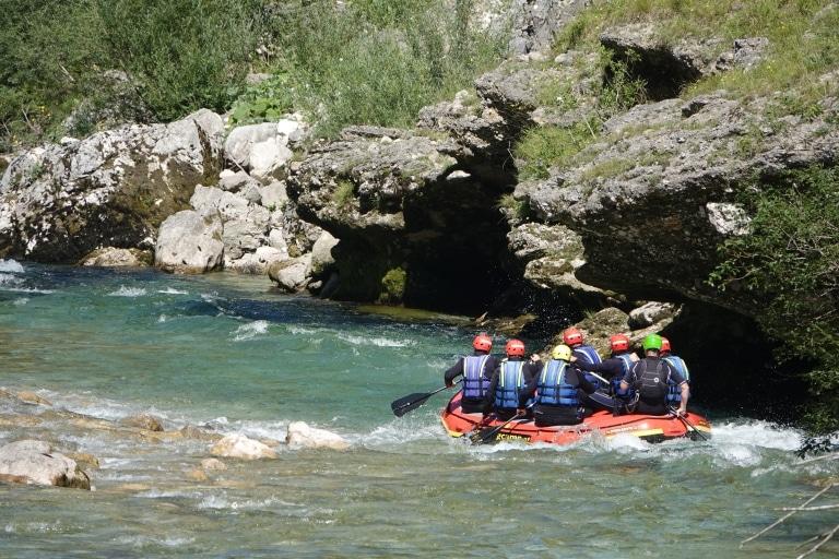Rafting Salza - Wildalpen
