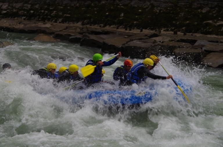 Raftguide-Ausbildung-Steiermark