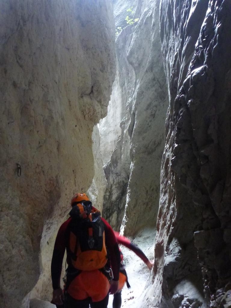 Canyoning im Bruckgraben