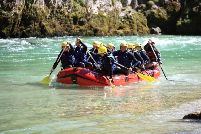 Rafting mit Schulen