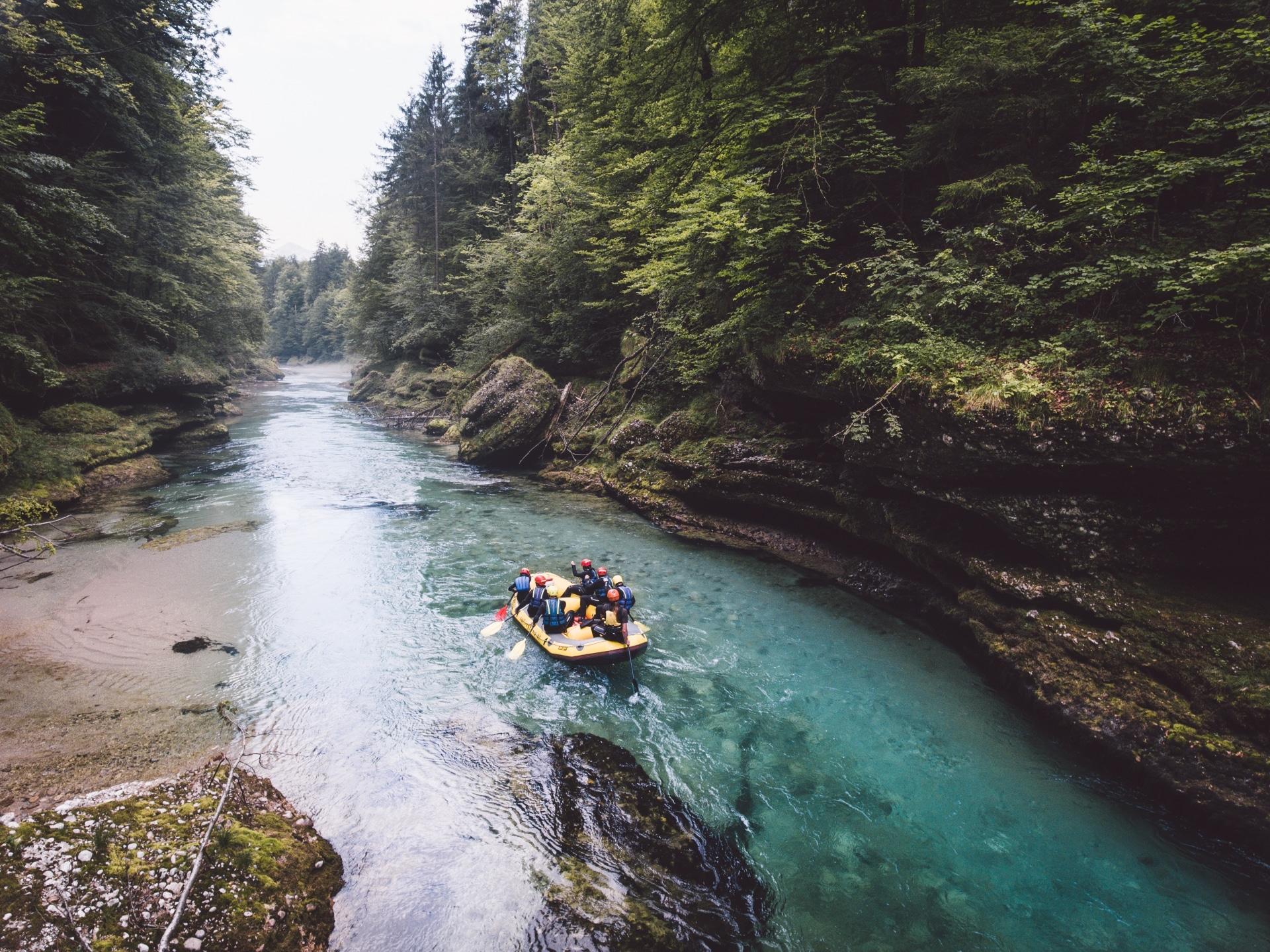 Rafting Steiermark
