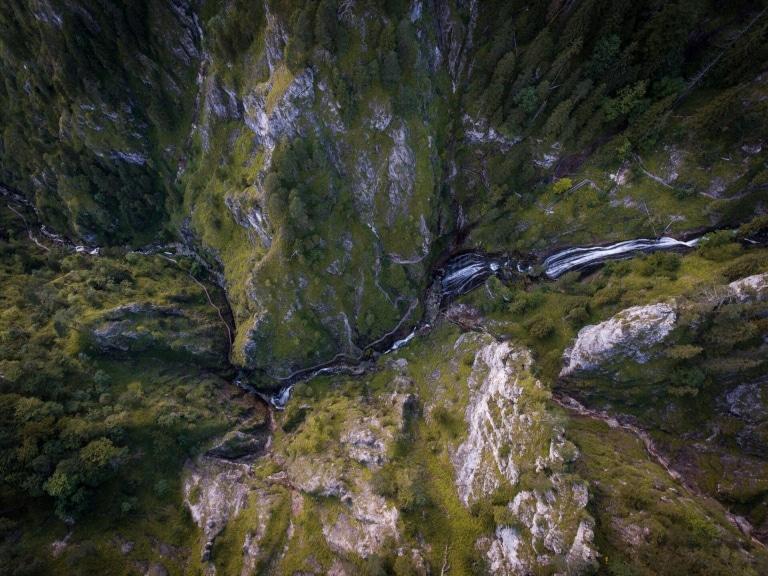 Wasserloch in Palfau