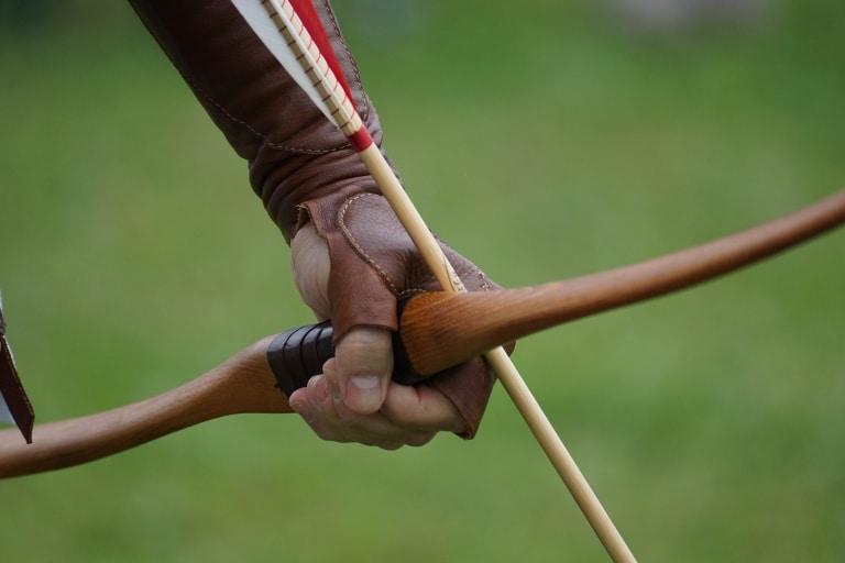 Bogenschießen in Palfau
