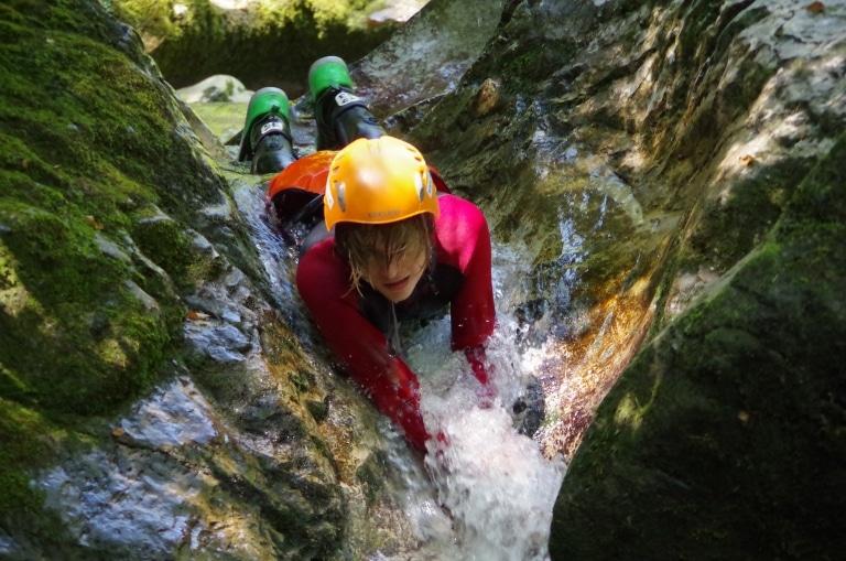 Canyoning in Niederösterreich - Göstling