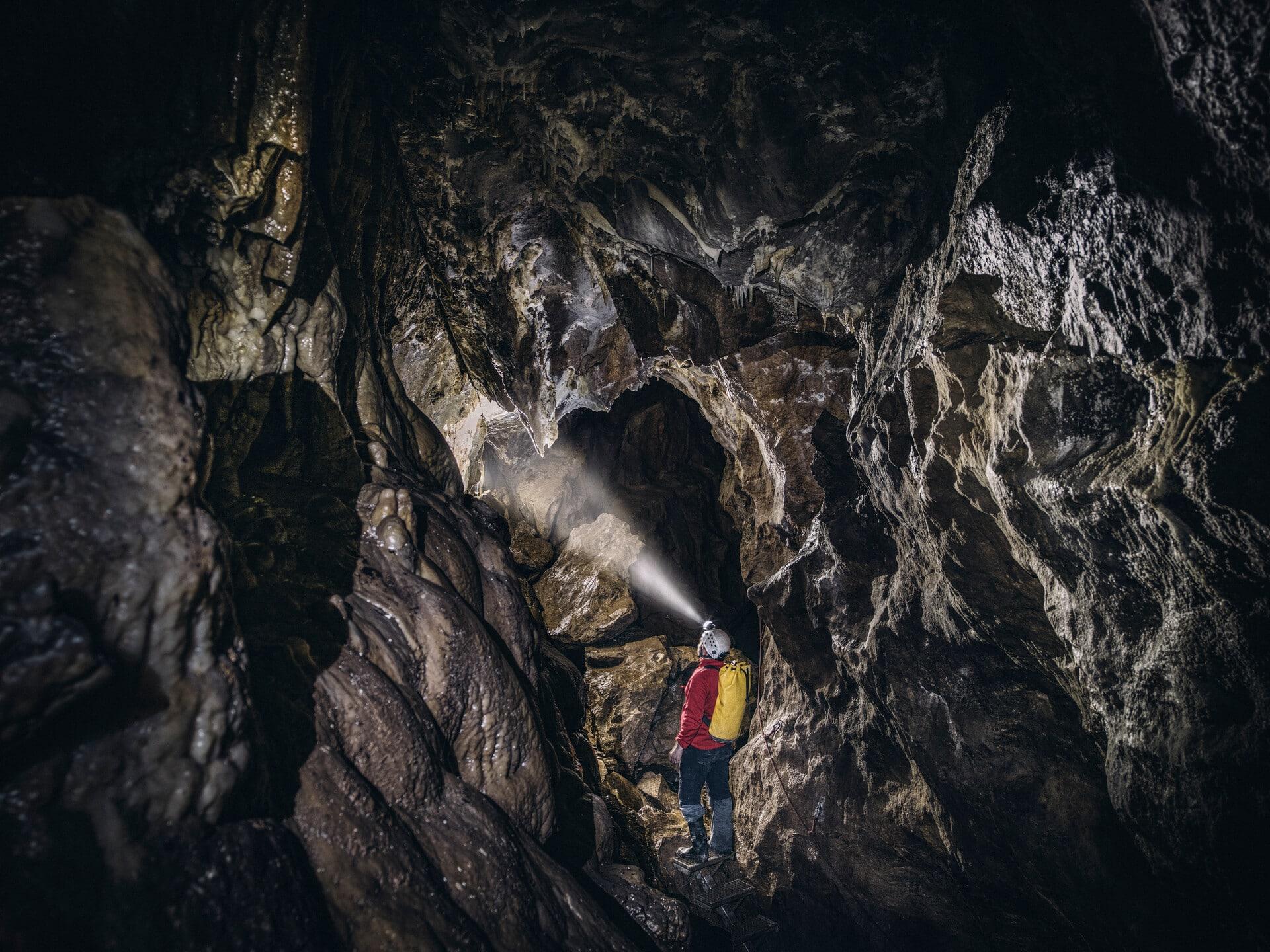 Odelsteinhöhle Johnsbach