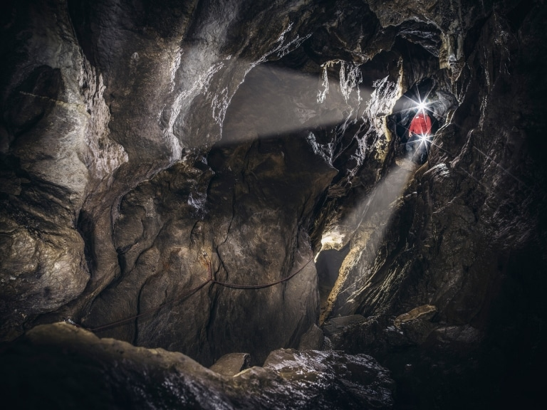 Odelsteinhöhle