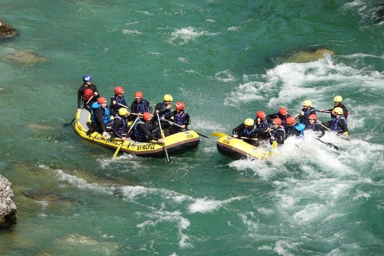 Rafting Göstling Niederösterreich