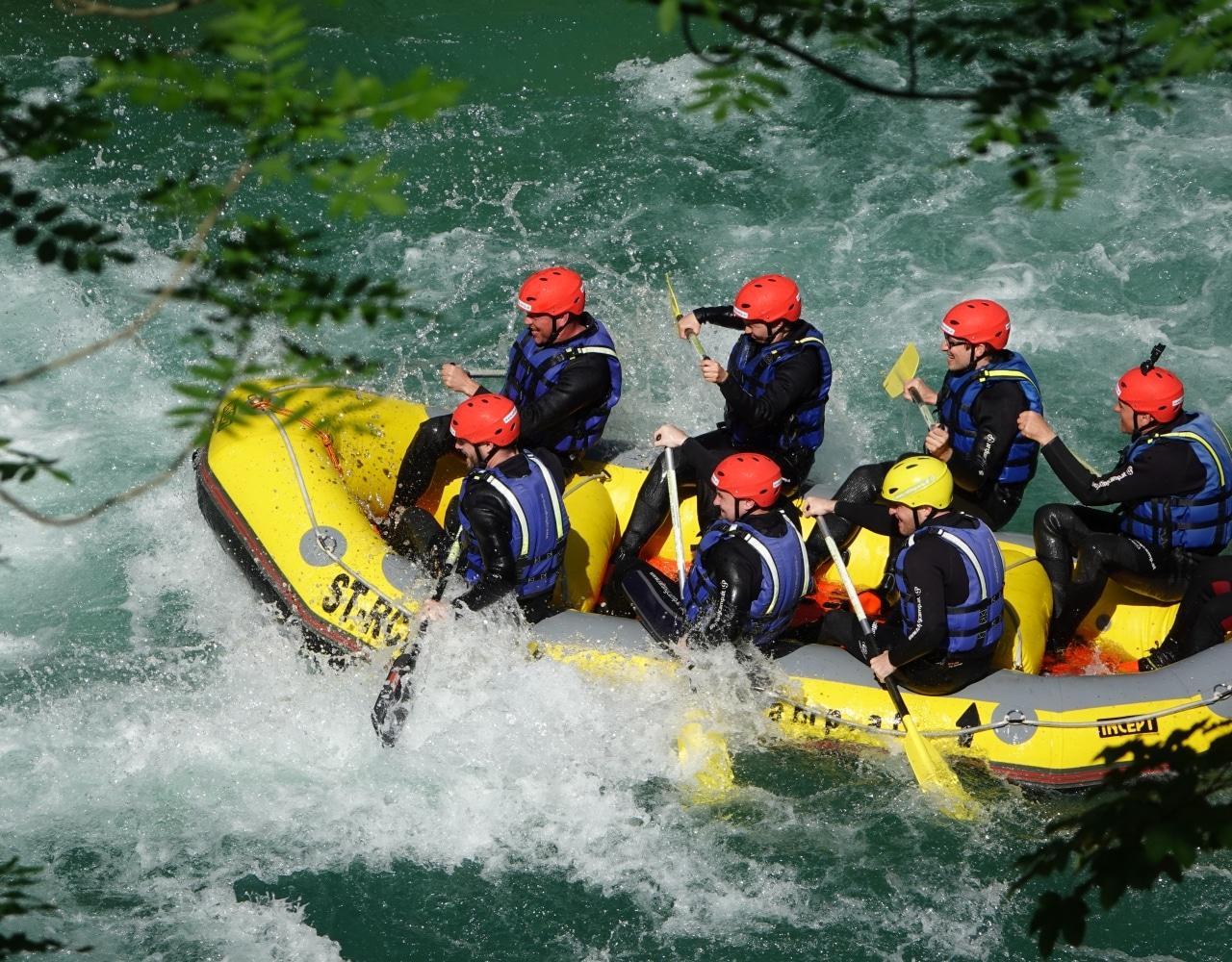 Rafting Stanglgraben