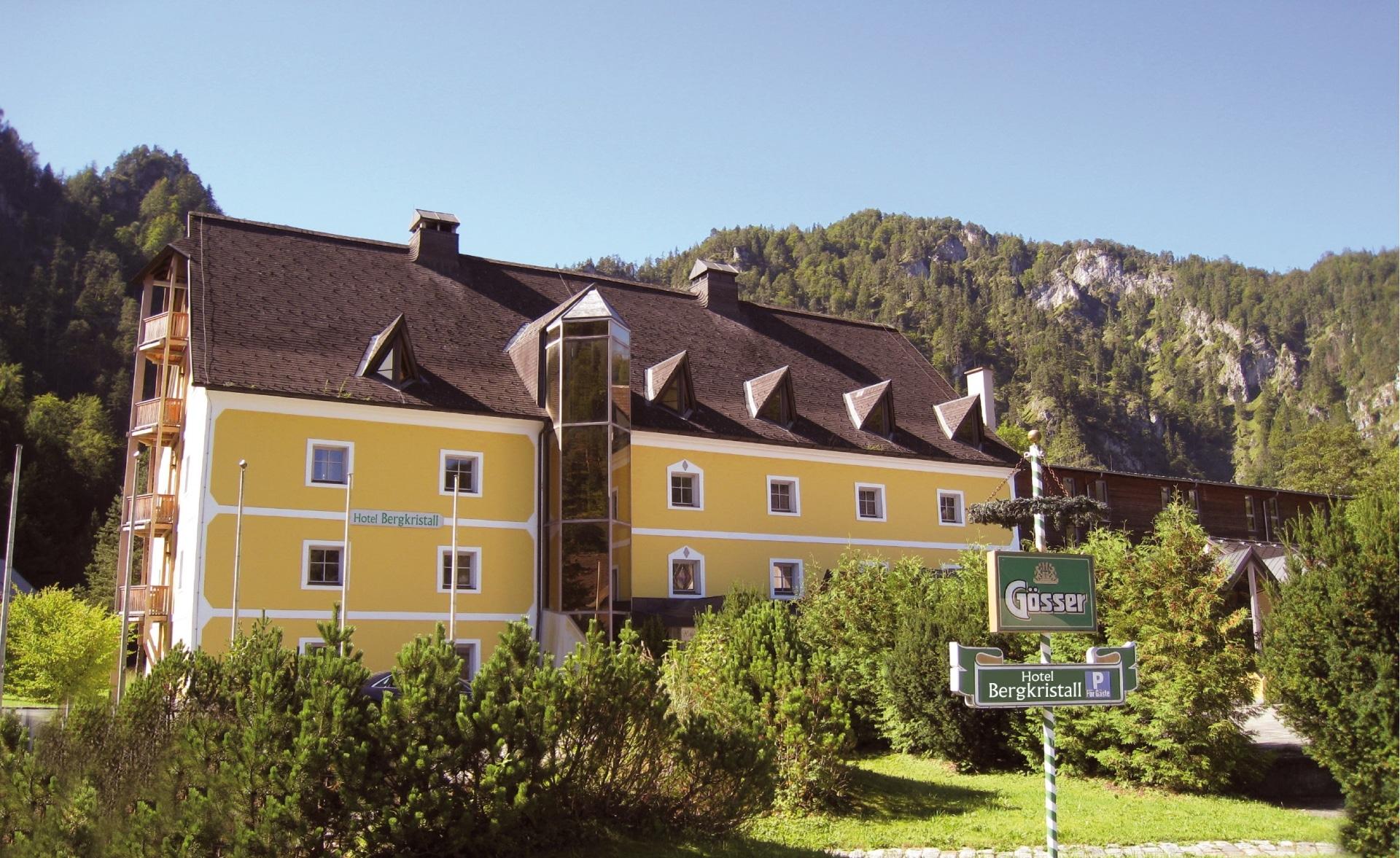 Hotel Bergkristall Wildalpen